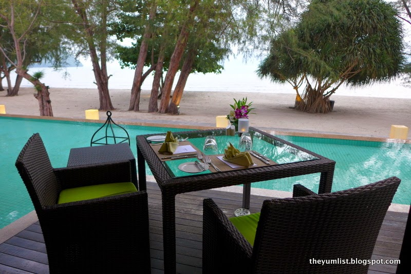 Heavenly Spa and Spa by Night, The Westin Langkawi Resort and Spa