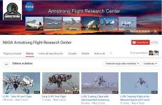 NASA sube a YouTube más de 500 videos de sus misiones y pruebas espaciales