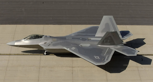 f-22 ready to deploy