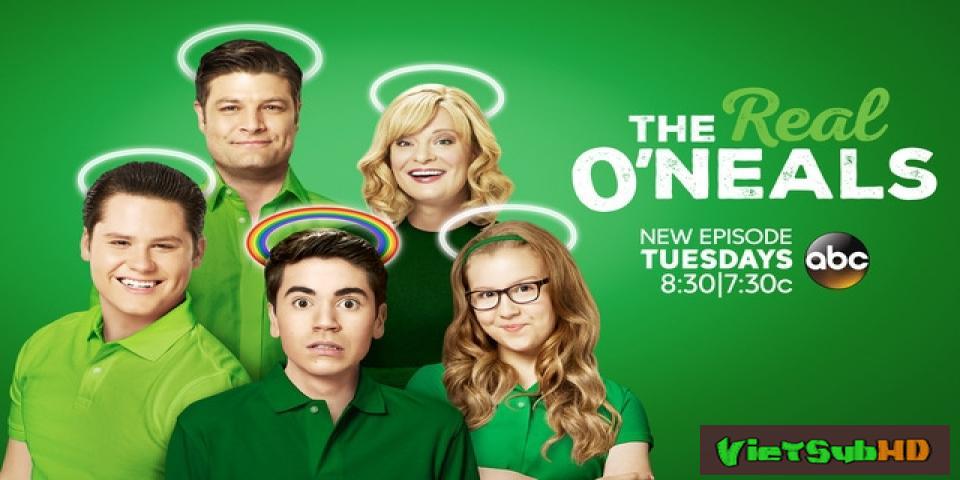 Phim Chuyện Nhà O'Neals (Phần 1) Trailer VietSub HD | The Real O'Neals (Season 1) 2016
