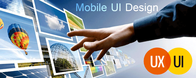 Crest Infotech, Mobile UI Design, Mobile User Interface Design,