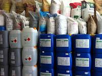 Dịch vụ vận chuyển hóa chất, phụ gia công nghiệp