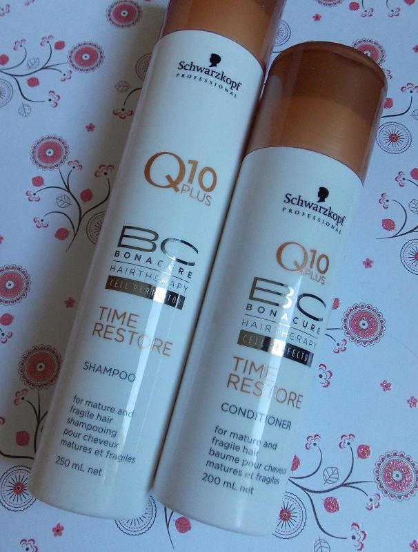 уход за волосами q10