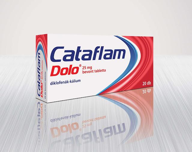 17 Efek Samping Cataflam dan Takaran Dosis yang Dianjurkan