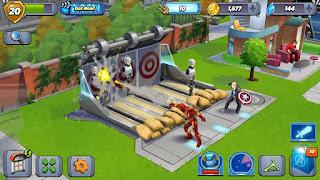 MARVEL Avengers Academy v1.21.0 Mod