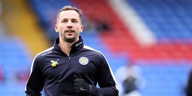 Danny DrinkWater Akan Bertahan Di Leicester Musim Ini