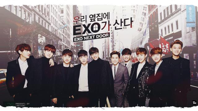 Hình ảnh phim EXO Nhà Bên
