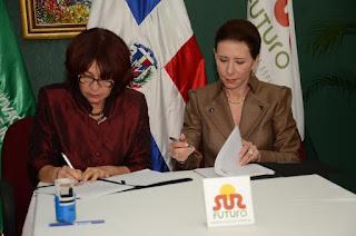 IIBI y Sur Futuro crean alianza en  benefició de productores de la región Sur