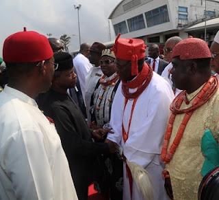 VP Osinbajo Niger Delta Peace Talk