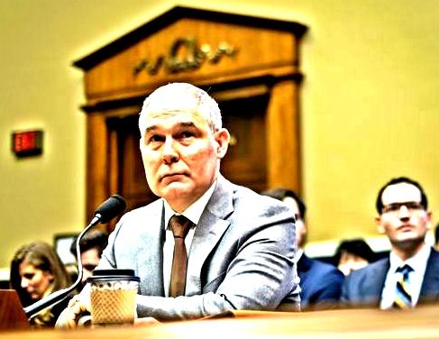 Embattled but defiant, EPA Administrator Scott Pruitt tells Congress he has 'nothing to hide'