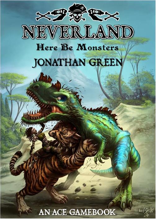 Jonathan Green Author