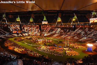 London 2012 Paralympics Closing Ceremony