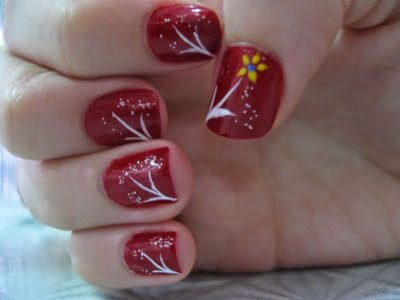 beautiful Nail Art