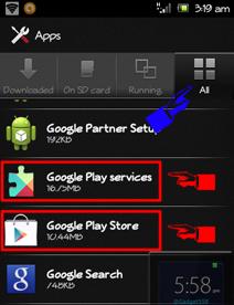 Aplikasi Playstore Tidak Bisa Dibuka