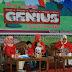 Ketua TP PKK Kabupaten Dharmasraya, Ny. Dewi Sutan Riska.Buka Lomba Balita Sehat Indonesia (LBSI)