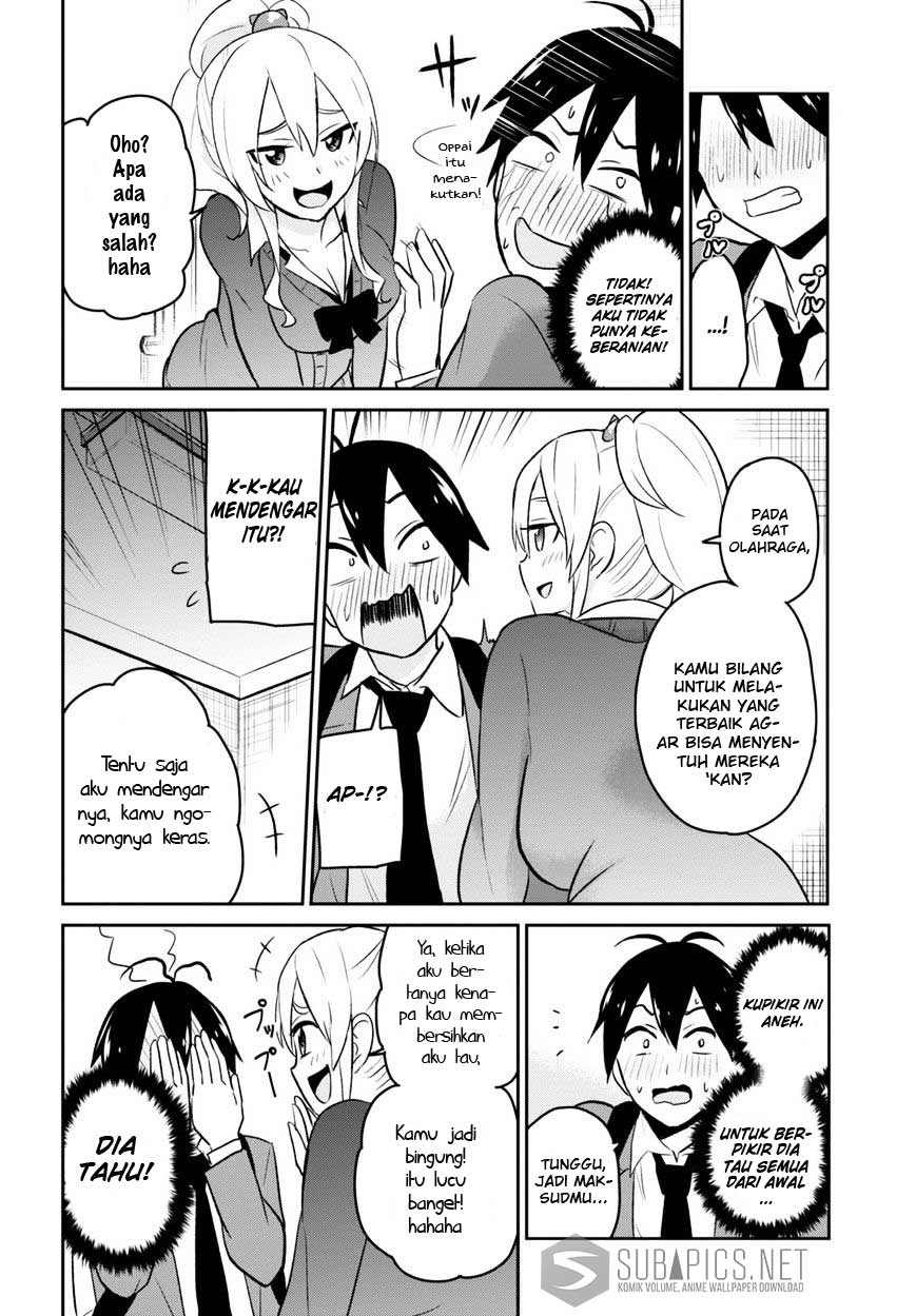 Komik Hajimete No Gal Chapter 12 Bahasa Indonesia