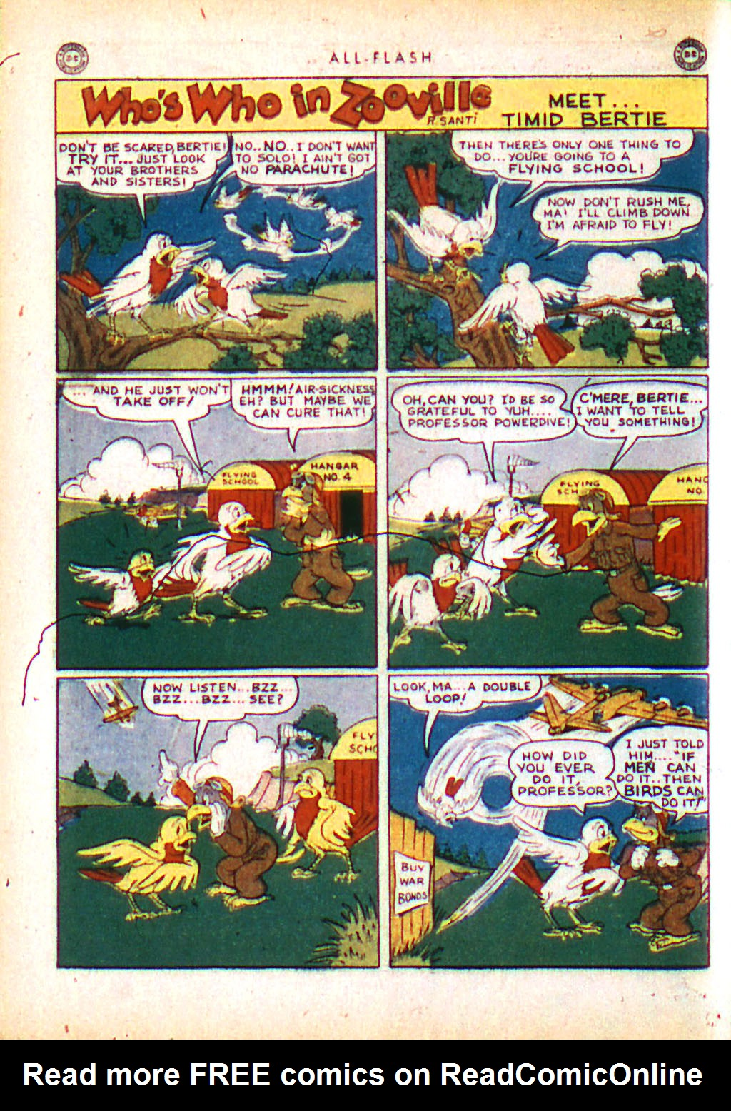Read online All-Flash comic -  Issue #16 - 38