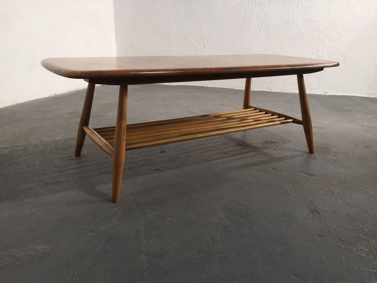 Ocd vintage furniture ireland ercol coffee table for Original design furniture