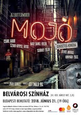 Jezz Butterworth: Mojo