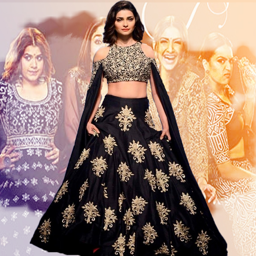 d5adec85e2 Select smart attires for a wedding and stopped every barati for a moment.  Look at the ethnic outfits that wore by Bollywood leading actress Karina  Kapoor ...