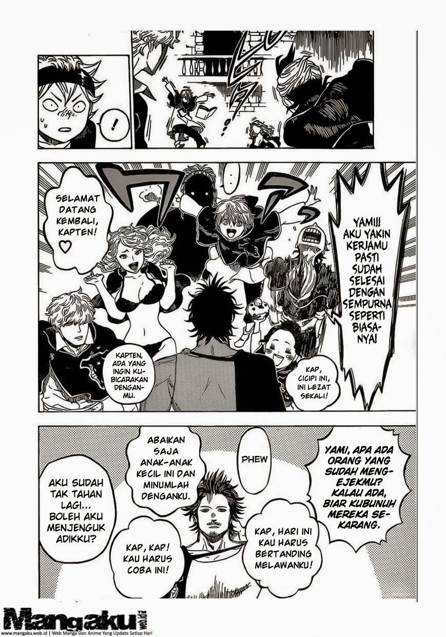 Manga Black Clover Chapter 4 Bahasa Indonesia