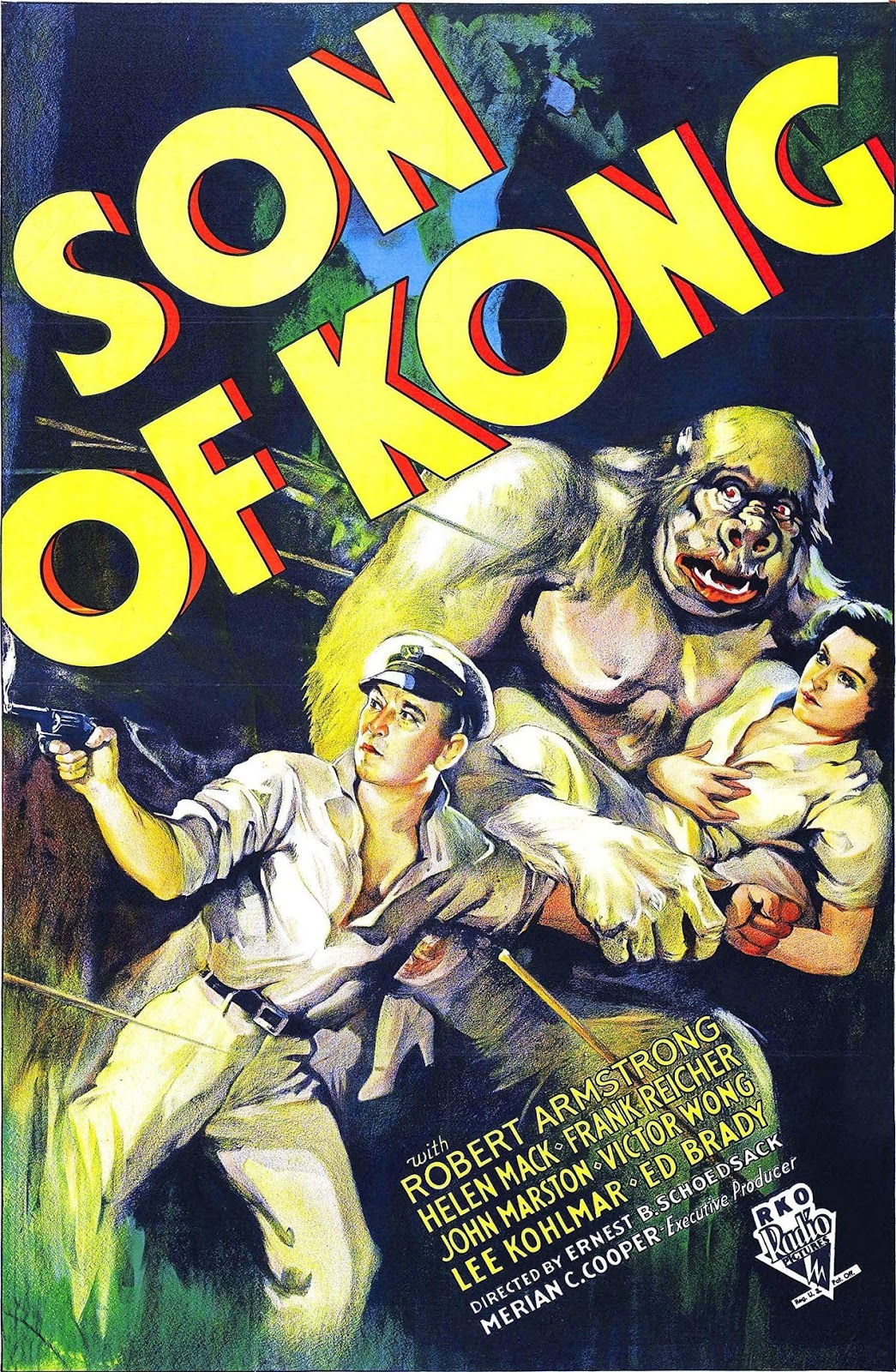Mr  Movie: Son of Kong (1933) (Movie Review)
