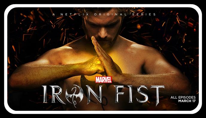 Netflix Debut Marvel's Iron Fist Trailer | FlicksNews.net