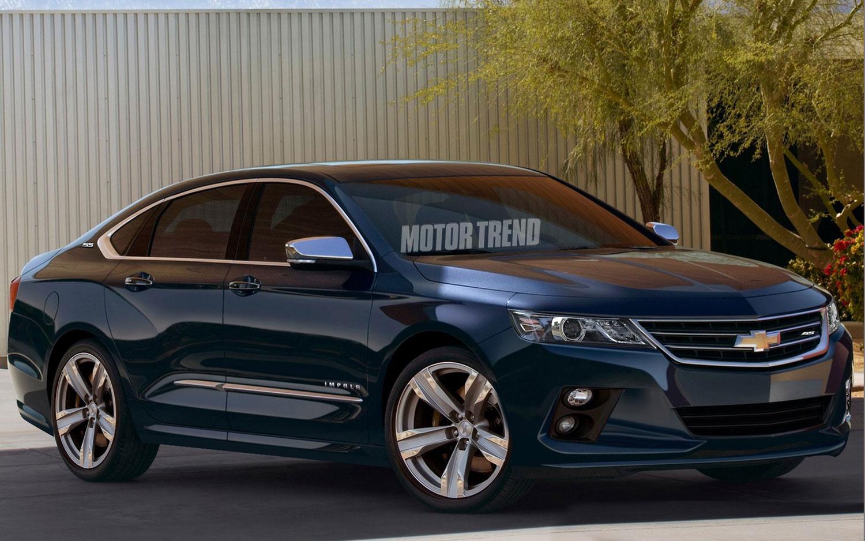 2014 Chevrolet Impala Ss Version First Look Garage Car