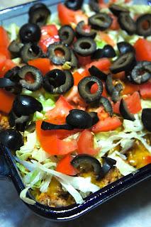 Taco Salad Casserole: Savory Sweet and Satisfying
