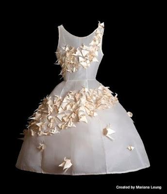weng meng origami bridal