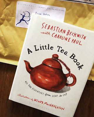 Bloomsbury A Little Tea Book book mail