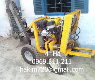 may dao ranh model hx420S1