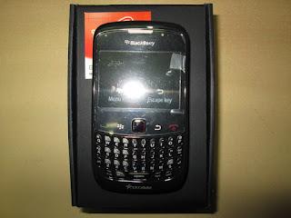 Blackberry 9330 CDMA Baru Garansi Distributor 2 Tahun