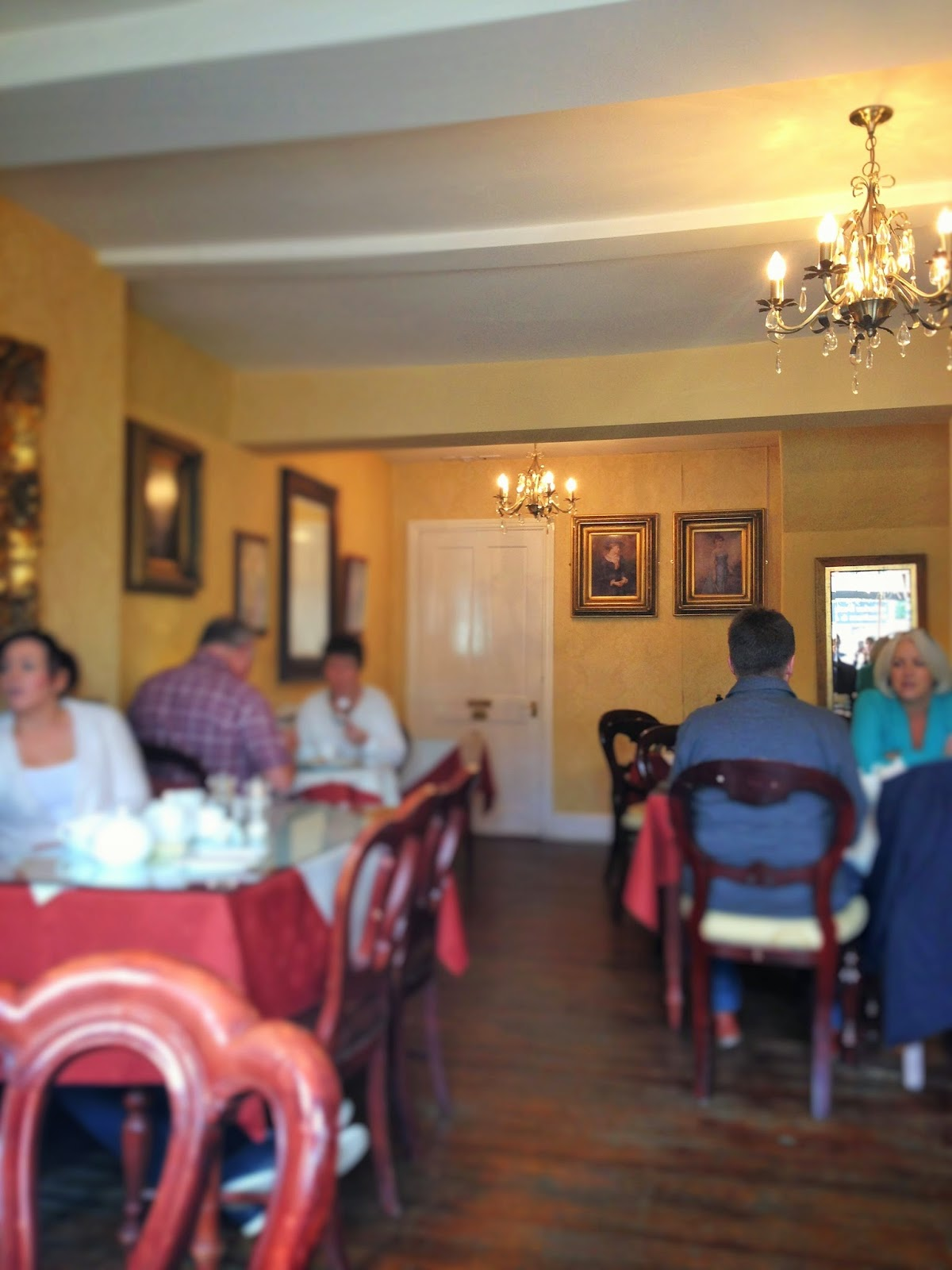 The Town House Tea Rooms, Bawtry