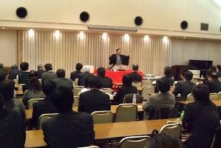 三遊亭楽春講演会「時代を超えて人々に愛され続ける文化、落語の世界に学ぶ」