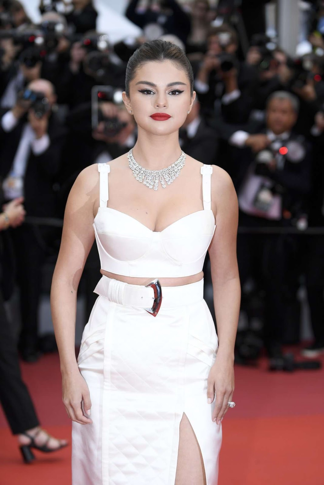 "Selena Gomez at the Premiere of ""The Dead Don't Die"" at Cannes 2019"