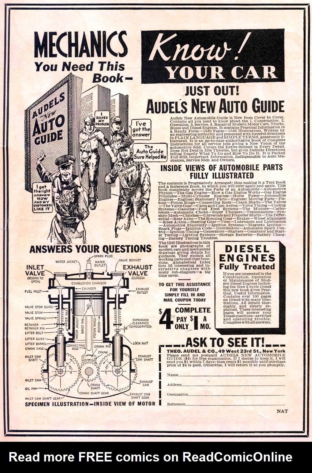 Read online All-American Comics (1939) comic -  Issue #33 - 67