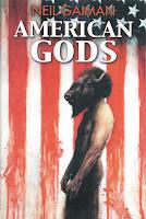 Portada de American Gods de Neil Gaiman