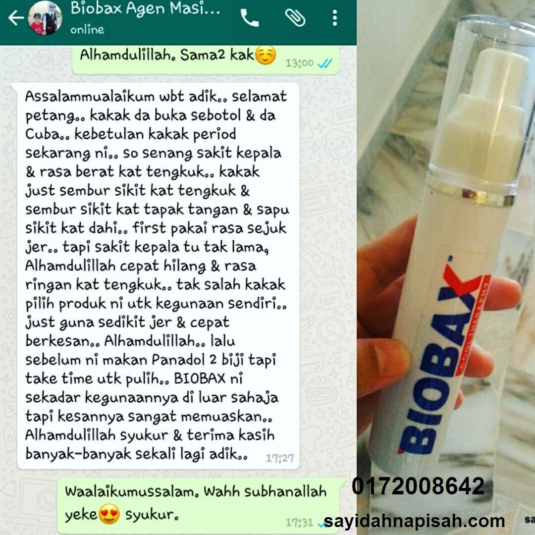hadiah biobax