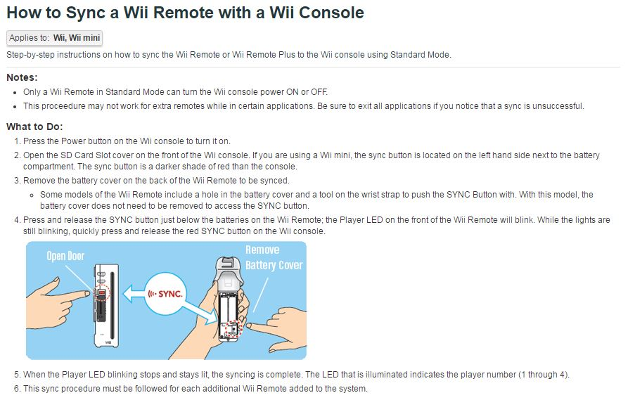 Ace Games For All Your Gaming Needs How To Sync Your Wii Remote