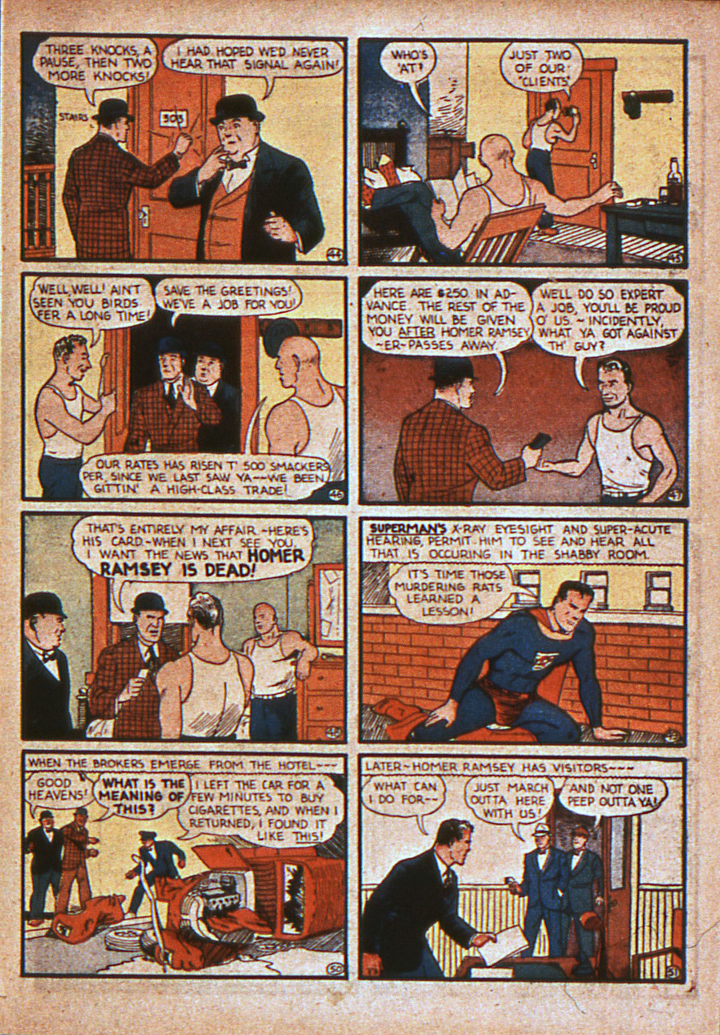 Action Comics (1938) 11 Page 9