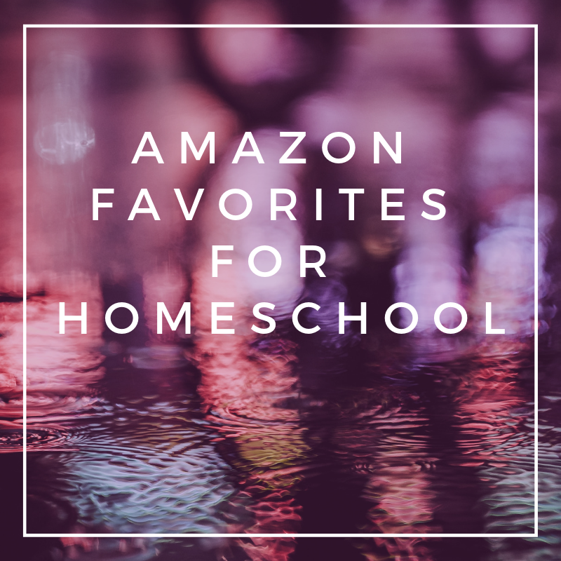 Find more homeschool resources by category here!