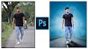 Change Background and make your Picture Parfect For Facebook Photoshop Manipulation tutorial