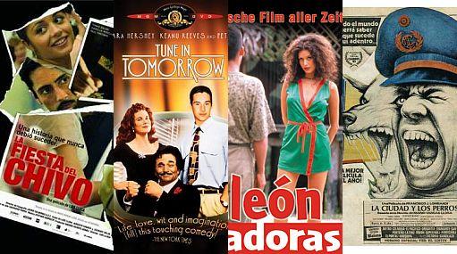 Libros de Mario Vargas Llosa adaptados al cine