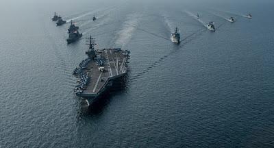 Estados Unidos enviarão porta-aviões ao Vietnã pela primeira vez desde o fim da guerra