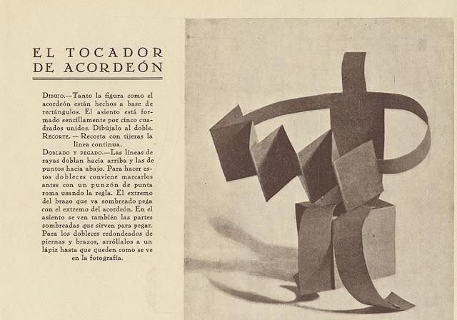 La escultura por el recorte
