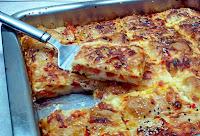 Πίτσα με φύλλο κρούστας - by https://syntages-faghtwn.blogspot.gr