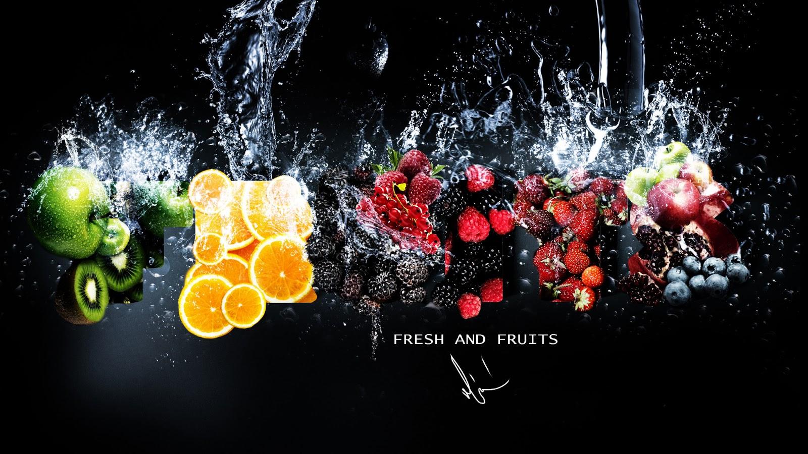 fresh fruits HD