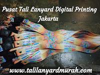 Sentral penjualan tali lanyard digital printing di Jakarta