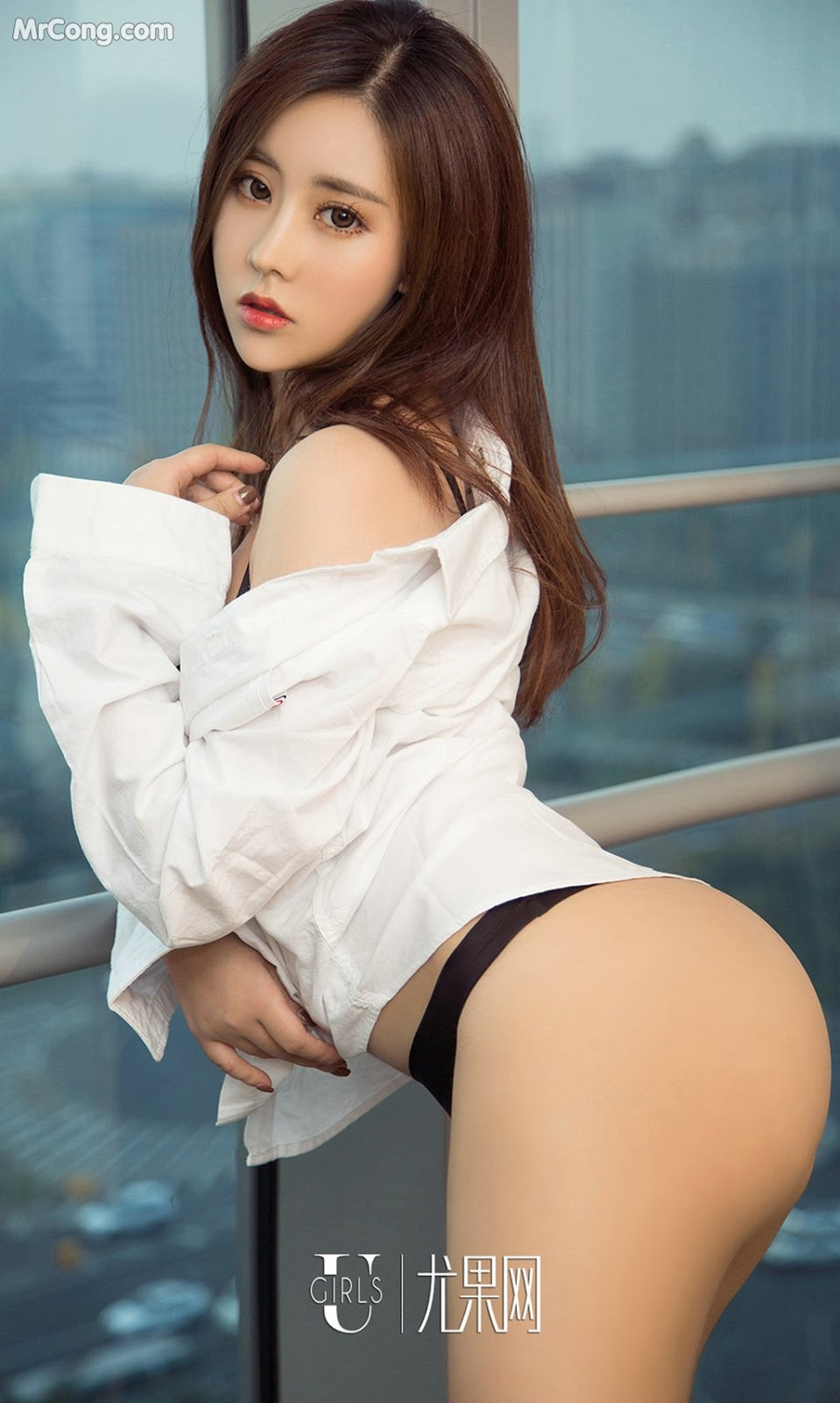 Image UGIRLS-Ai-You-Wu-App-No.1136-Chen-Mei-Xi-MrCong.com-006 in post UGIRLS – Ai You Wu App No.1136: Người mẫu Chen Mei Xi (陈美熙) (35 ảnh)